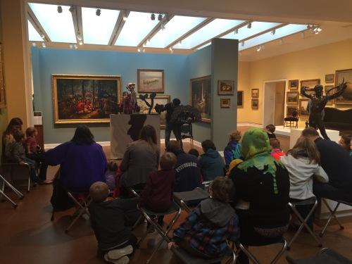 Sarver Westmoreland Museum of American Art