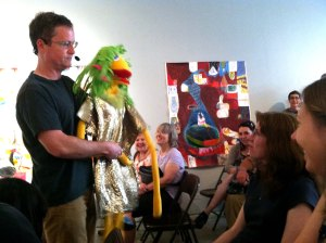 Puppet Happening, Puppet Slam, Pittsburgh