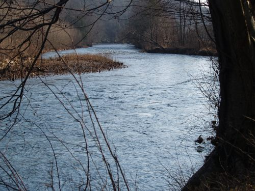 Lycoming Creek, North Central Pennsylvania. TS