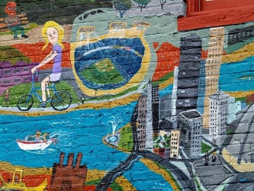 Pittsburgh Mural.