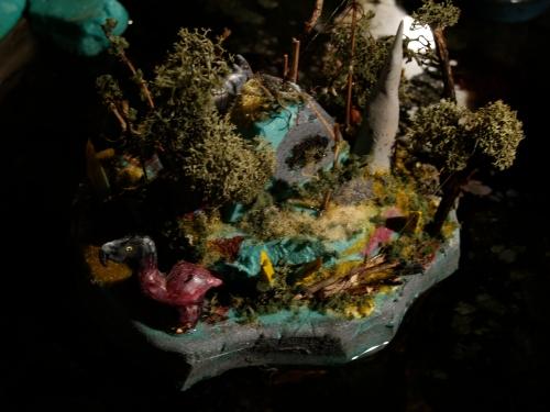 Island of Extinction with dodo.