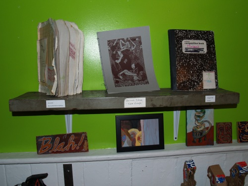 More Artist Books.