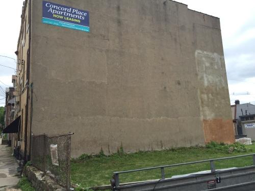 Mural site.